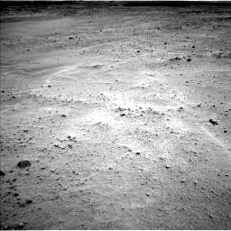 Nasa's Mars rover Curiosity acquired this image using its Left Navigation Camera on Sol 677, at drive 334, site number 38
