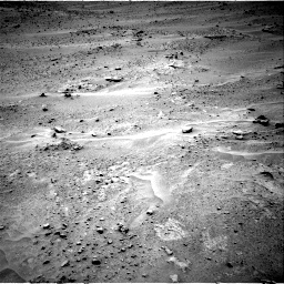 Nasa's Mars rover Curiosity acquired this image using its Right Navigation Camera on Sol 677, at drive 226, site number 38