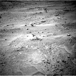 Nasa's Mars rover Curiosity acquired this image using its Right Navigation Camera on Sol 677, at drive 232, site number 38