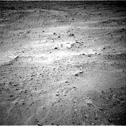 Nasa's Mars rover Curiosity acquired this image using its Right Navigation Camera on Sol 677, at drive 256, site number 38