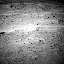 Nasa's Mars rover Curiosity acquired this image using its Right Navigation Camera on Sol 677, at drive 268, site number 38