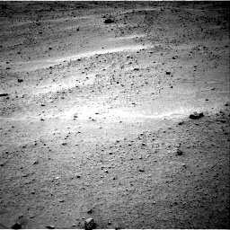 Nasa's Mars rover Curiosity acquired this image using its Right Navigation Camera on Sol 677, at drive 286, site number 38