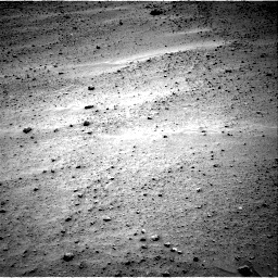 Nasa's Mars rover Curiosity acquired this image using its Right Navigation Camera on Sol 677, at drive 298, site number 38