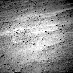 Nasa's Mars rover Curiosity acquired this image using its Right Navigation Camera on Sol 677, at drive 310, site number 38
