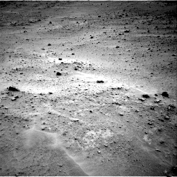 Nasa's Mars rover Curiosity acquired this image using its Right Navigation Camera on Sol 677, at drive 322, site number 38