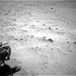 Nasa's Mars rover Curiosity acquired this image using its Right Navigation Camera on Sol 677, at drive 328, site number 38