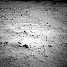 Nasa's Mars rover Curiosity acquired this image using its Right Navigation Camera on Sol 677, at drive 334, site number 38