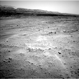 Nasa's Mars rover Curiosity acquired this image using its Left Navigation Camera on Sol 678, at drive 344, site number 38