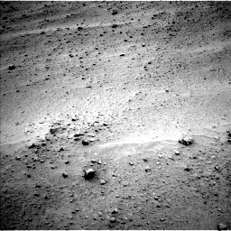 Nasa's Mars rover Curiosity acquired this image using its Left Navigation Camera on Sol 678, at drive 356, site number 38