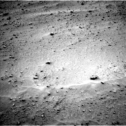 Nasa's Mars rover Curiosity acquired this image using its Left Navigation Camera on Sol 678, at drive 374, site number 38