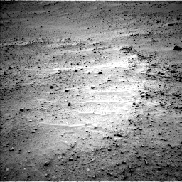 Nasa's Mars rover Curiosity acquired this image using its Left Navigation Camera on Sol 678, at drive 452, site number 38