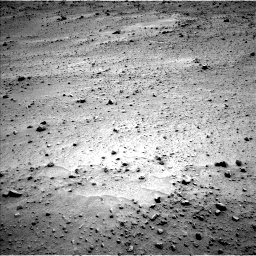 NASA's Mars rover Curiosity acquired this image using its Left Navigation Camera (Navcams) on Sol 678