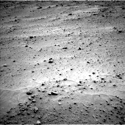 Nasa's Mars rover Curiosity acquired this image using its Left Navigation Camera on Sol 678, at drive 608, site number 38