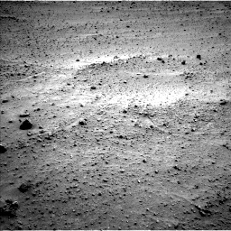 Nasa's Mars rover Curiosity acquired this image using its Left Navigation Camera on Sol 678, at drive 710, site number 38