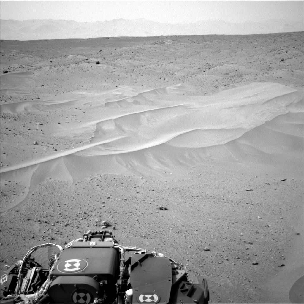 Nasa's Mars rover Curiosity acquired this image using its Left Navigation Camera on Sol 678, at drive 792, site number 38