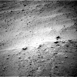 Nasa's Mars rover Curiosity acquired this image using its Right Navigation Camera on Sol 678, at drive 350, site number 38