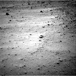 Nasa's Mars rover Curiosity acquired this image using its Right Navigation Camera on Sol 678, at drive 422, site number 38