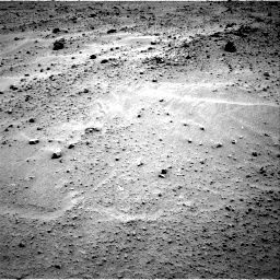 Nasa's Mars rover Curiosity acquired this image using its Right Navigation Camera on Sol 678, at drive 560, site number 38