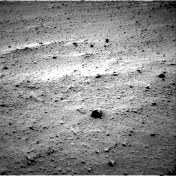 Nasa's Mars rover Curiosity acquired this image using its Right Navigation Camera on Sol 678, at drive 704, site number 38