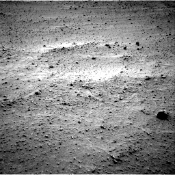 Nasa's Mars rover Curiosity acquired this image using its Right Navigation Camera on Sol 678, at drive 710, site number 38