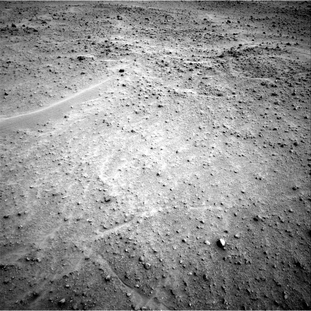 Nasa's Mars rover Curiosity acquired this image using its Right Navigation Camera on Sol 678, at drive 746, site number 38