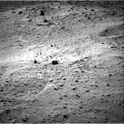 Nasa's Mars rover Curiosity acquired this image using its Right Navigation Camera on Sol 678, at drive 776, site number 38