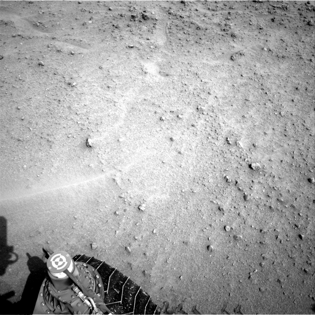 Nasa's Mars rover Curiosity acquired this image using its Right Navigation Camera on Sol 678, at drive 792, site number 38