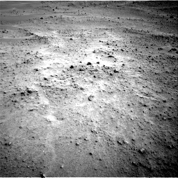 Nasa's Mars rover Curiosity acquired this image using its Right Navigation Camera on Sol 679, at drive 810, site number 38