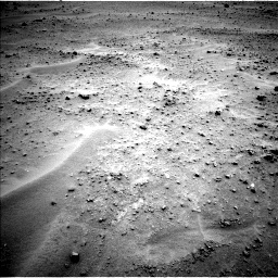 Nasa's Mars rover Curiosity acquired this image using its Left Navigation Camera on Sol 683, at drive 834, site number 38