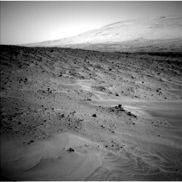 Nasa's Mars rover Curiosity acquired this image using its Left Navigation Camera on Sol 683, at drive 864, site number 38