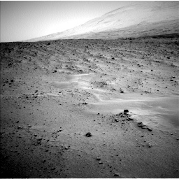 Nasa's Mars rover Curiosity acquired this image using its Left Navigation Camera on Sol 683, at drive 906, site number 38