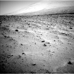 Nasa's Mars rover Curiosity acquired this image using its Left Navigation Camera on Sol 683, at drive 1032, site number 38