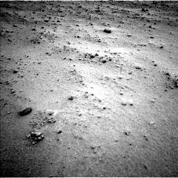Nasa's Mars rover Curiosity acquired this image using its Left Navigation Camera on Sol 683, at drive 1056, site number 38