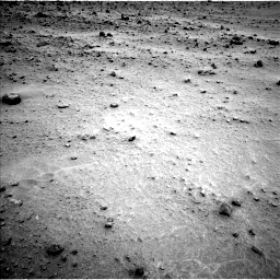 Nasa's Mars rover Curiosity acquired this image using its Left Navigation Camera on Sol 683, at drive 1080, site number 38