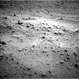 Nasa's Mars rover Curiosity acquired this image using its Left Navigation Camera on Sol 683, at drive 1116, site number 38