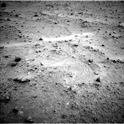 Nasa's Mars rover Curiosity acquired this image using its Left Navigation Camera on Sol 683, at drive 1188, site number 38