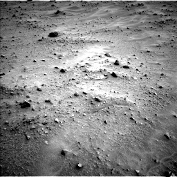Nasa's Mars rover Curiosity acquired this image using its Left Navigation Camera on Sol 683, at drive 1218, site number 38