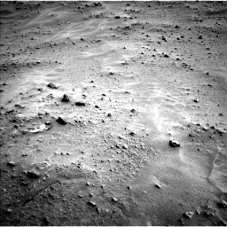 Nasa's Mars rover Curiosity acquired this image using its Left Navigation Camera on Sol 683, at drive 1230, site number 38