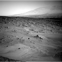 Nasa's Mars rover Curiosity acquired this image using its Right Navigation Camera on Sol 683, at drive 858, site number 38