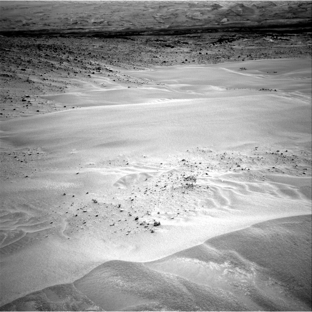 Nasa's Mars rover Curiosity acquired this image using its Right Navigation Camera on Sol 683, at drive 864, site number 38