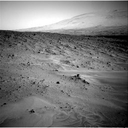 Nasa's Mars rover Curiosity acquired this image using its Right Navigation Camera on Sol 683, at drive 870, site number 38