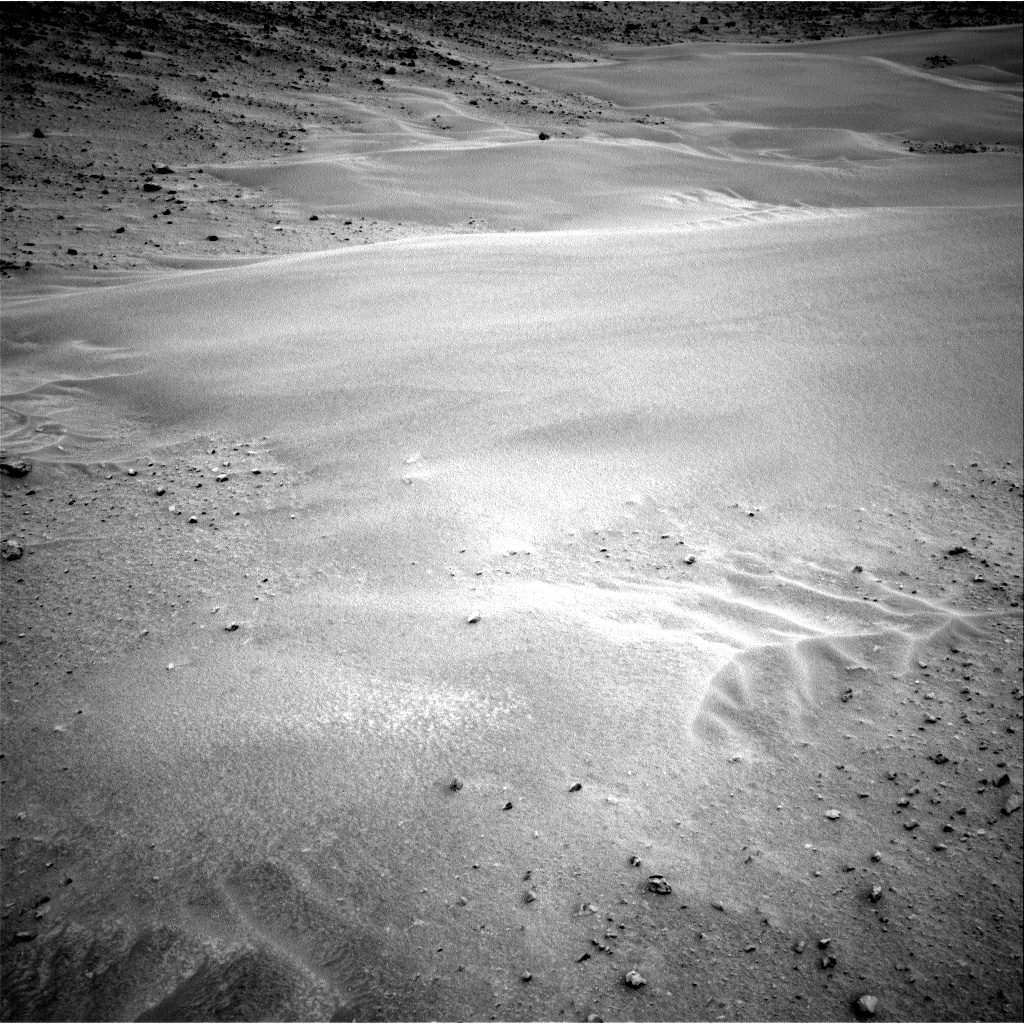Nasa's Mars rover Curiosity acquired this image using its Right Navigation Camera on Sol 683, at drive 900, site number 38