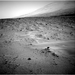 Nasa's Mars rover Curiosity acquired this image using its Right Navigation Camera on Sol 683, at drive 912, site number 38