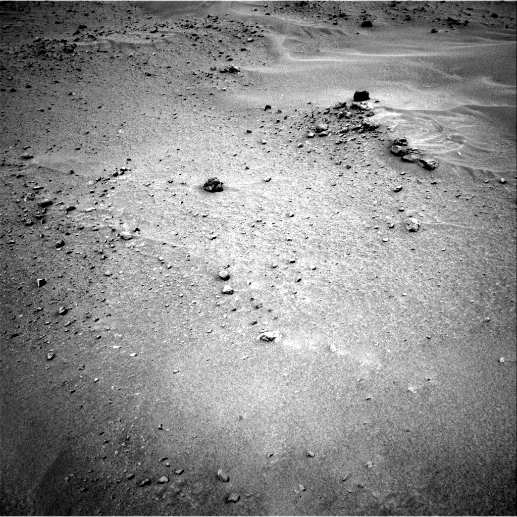 Nasa's Mars rover Curiosity acquired this image using its Right Navigation Camera on Sol 683, at drive 918, site number 38