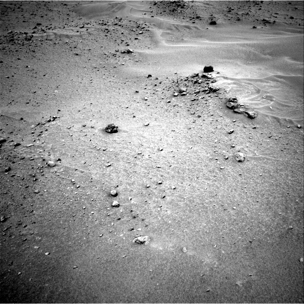 Nasa's Mars rover Curiosity acquired this image using its Right Navigation Camera on Sol 683, at drive 924, site number 38