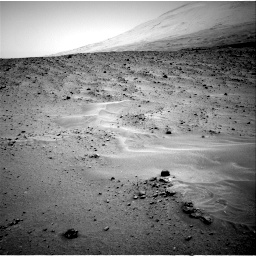Nasa's Mars rover Curiosity acquired this image using its Right Navigation Camera on Sol 683, at drive 930, site number 38