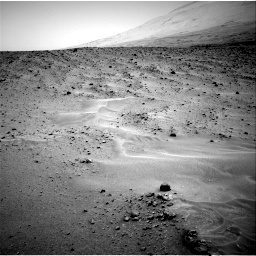 Nasa's Mars rover Curiosity acquired this image using its Right Navigation Camera on Sol 683, at drive 942, site number 38