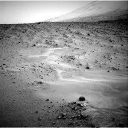 Nasa's Mars rover Curiosity acquired this image using its Right Navigation Camera on Sol 683, at drive 948, site number 38