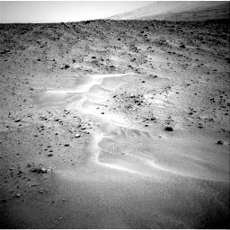Nasa's Mars rover Curiosity acquired this image using its Right Navigation Camera on Sol 683, at drive 972, site number 38