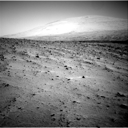 Nasa's Mars rover Curiosity acquired this image using its Right Navigation Camera on Sol 683, at drive 996, site number 38